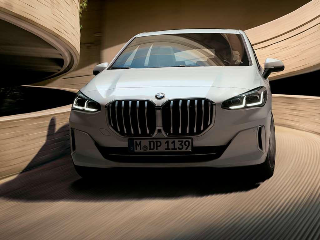 Galería de fotos del BMW Nuevo Serie 2 Active Tourer (2)