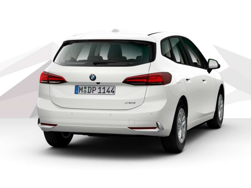 Galería de fotos del BMW Nuevo Serie 2 Active Tourer (3)