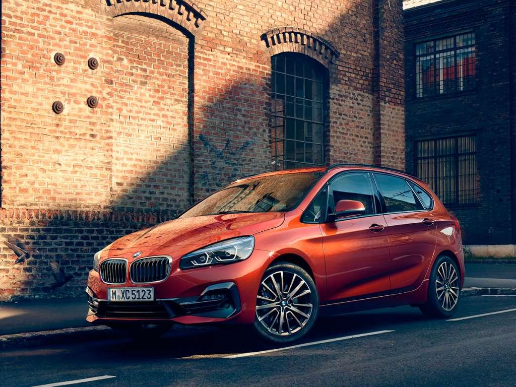 Galería de fotos del BMW Serie 2 Active Tourer (1)