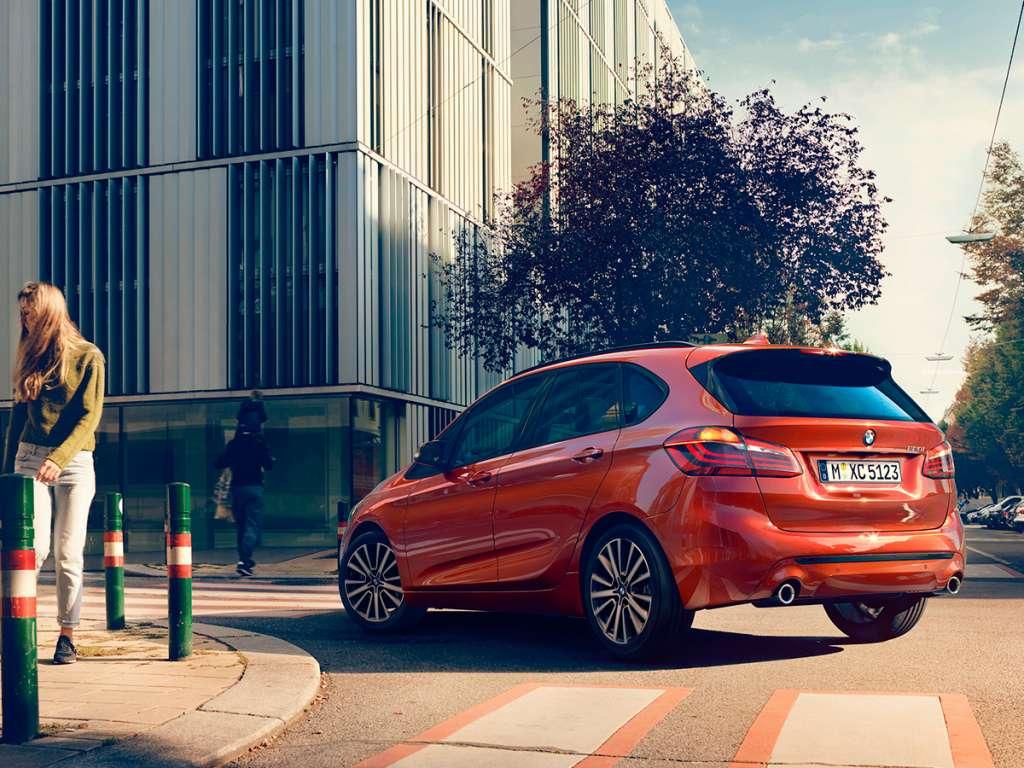 Galería de fotos del BMW Serie 2 Active Tourer (2)