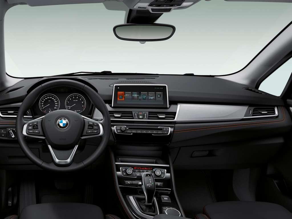 Galería de fotos del BMW Serie 2 Active Tourer (3)