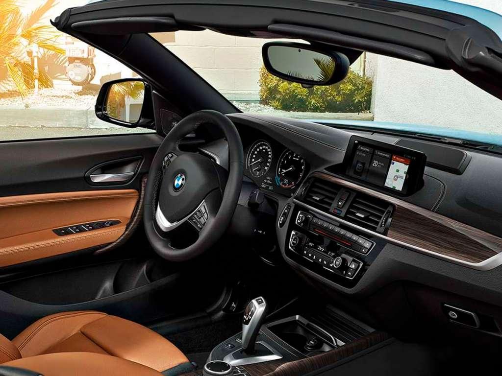 Galería de fotos del BMW Serie 2 Cabrio (1)