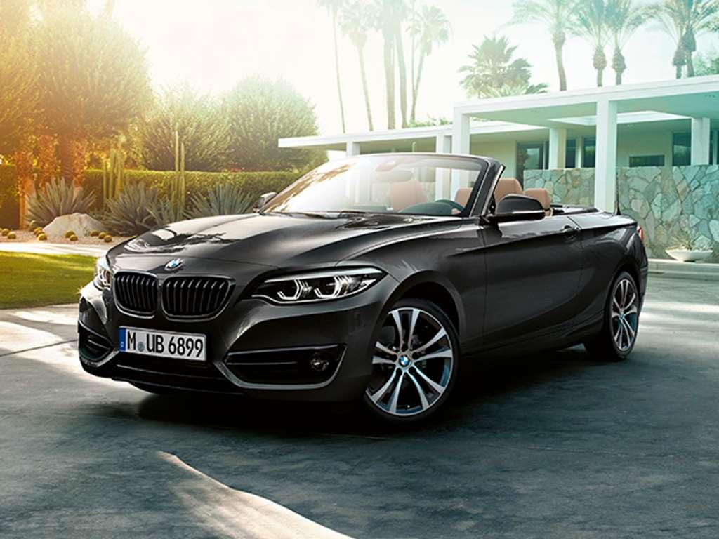Galería de fotos del BMW Serie 2 Cabrio (2)