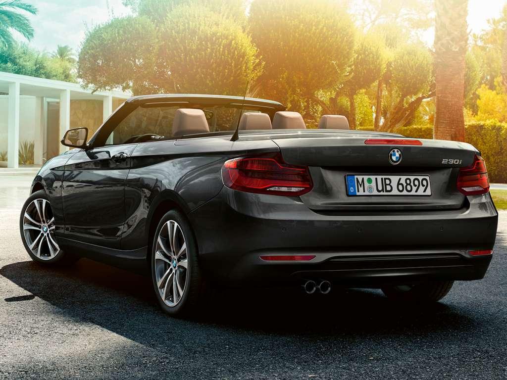 Galería de fotos del BMW Serie 2 Cabrio (3)