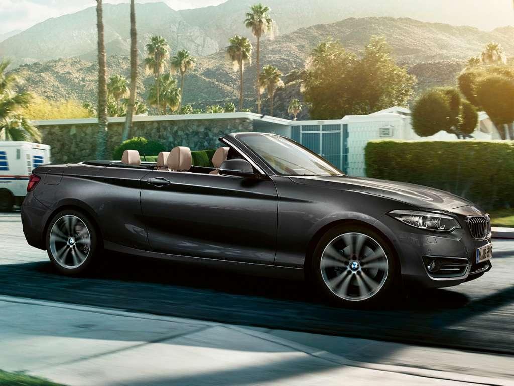 Galería de fotos del BMW Serie 2 Cabrio (4)
