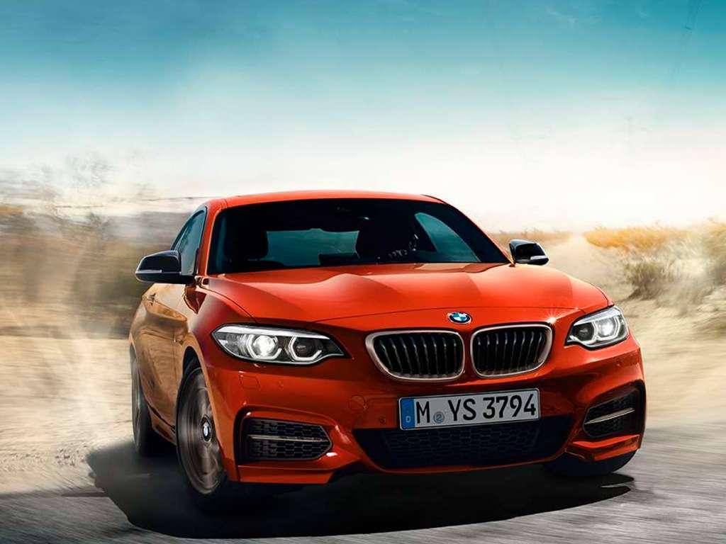 Galería de fotos del BMW Serie 2 Coupé (1)