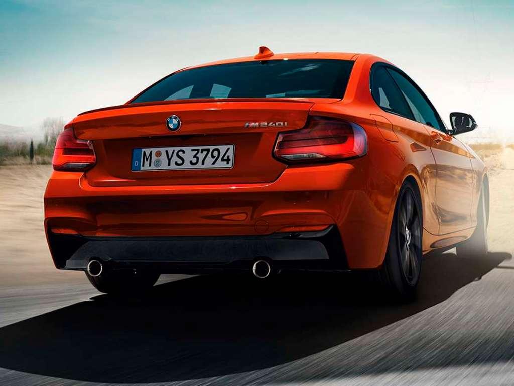 Galería de fotos del BMW Serie 2 Coupé (2)
