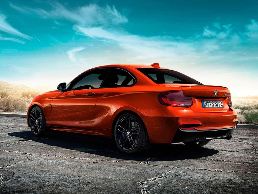 Galería de fotos del BMW Serie 2 Coupé (4)