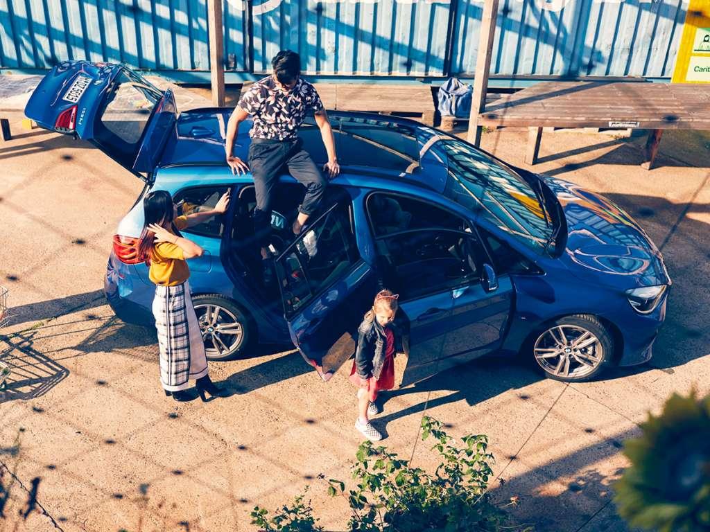 Galería de fotos del BMW Serie 2 Gran Tourer (2)
