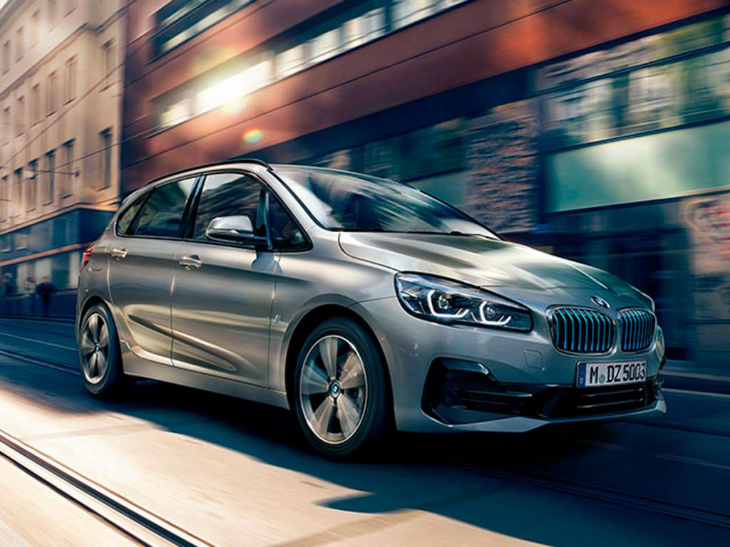 Galería de fotos del BMW Serie 2 Active Tourer Híbrido Enchufable (1)