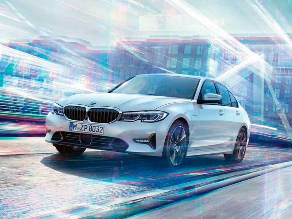 Galería de fotos del BMW Nuevo Serie 3 Berlina Híbrido Enchufable (1)