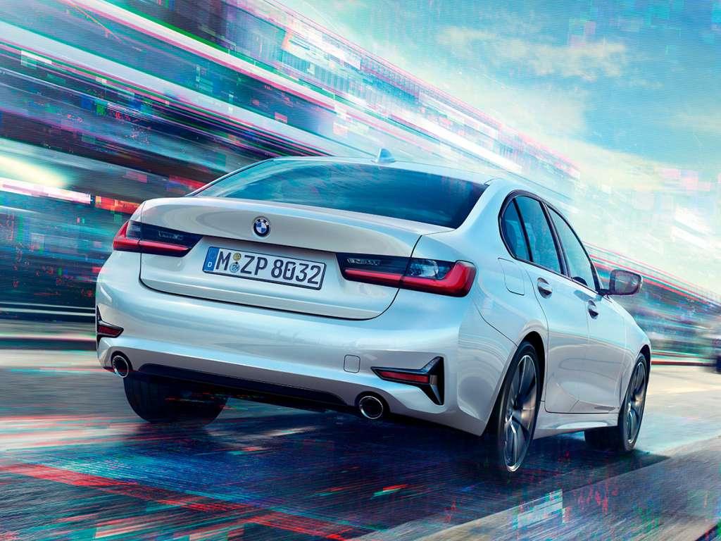 Galería de fotos del BMW Nuevo Serie 3 Berlina Híbrido Enchufable (2)