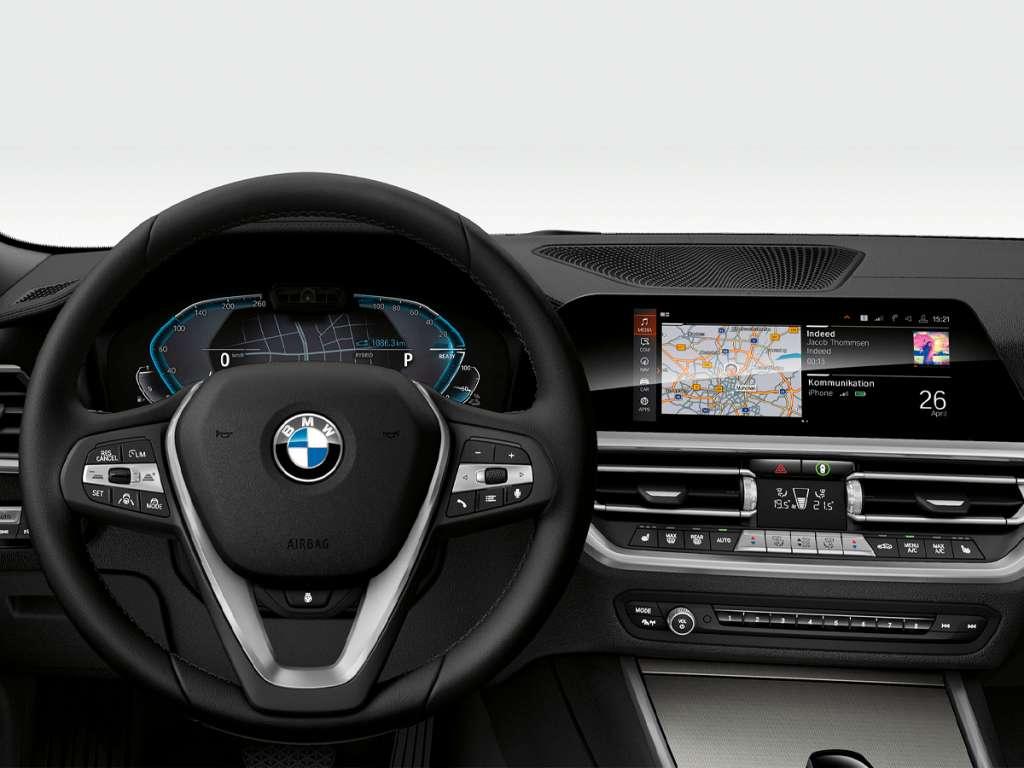 Galería de fotos del BMW Nuevo Serie 3 Berlina Híbrido Enchufable (3)