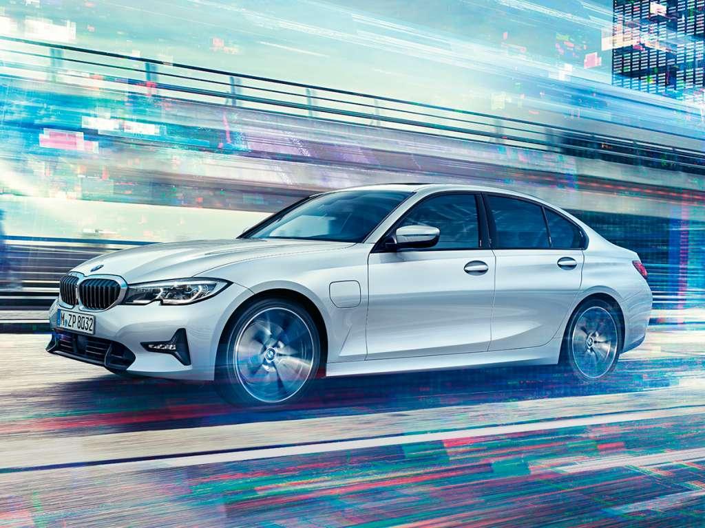 Galería de fotos del BMW Nuevo Serie 3 Berlina Híbrido Enchufable (4)