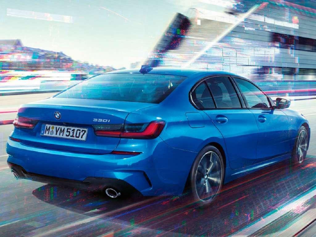 Galería de fotos del BMW Serie 3 Berlina (3)