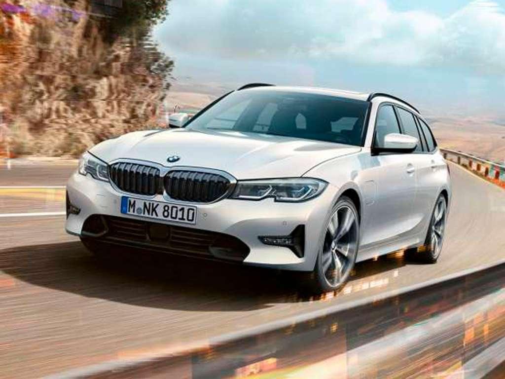 Galería de fotos del BMW Nuevo Serie 3 Touring Híbrido Enchufable (1)