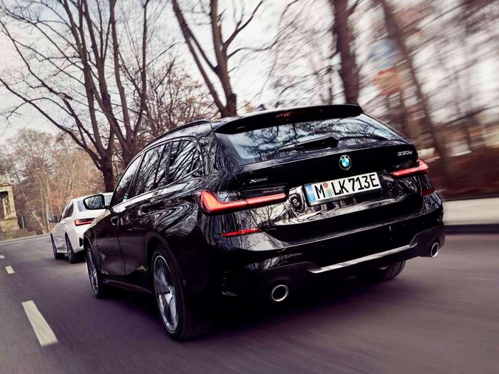 Galería de fotos del BMW Nuevo Serie 3 Touring Híbrido Enchufable (2)