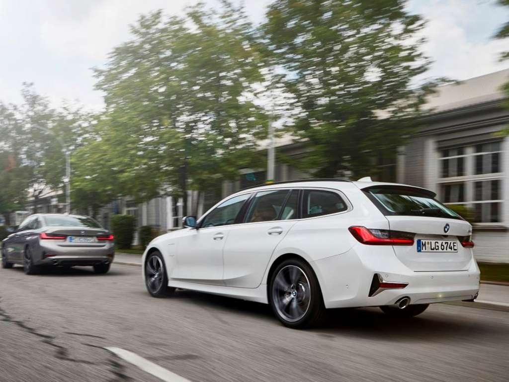 Galería de fotos del BMW Nuevo Serie 3 Touring Híbrido Enchufable (3)