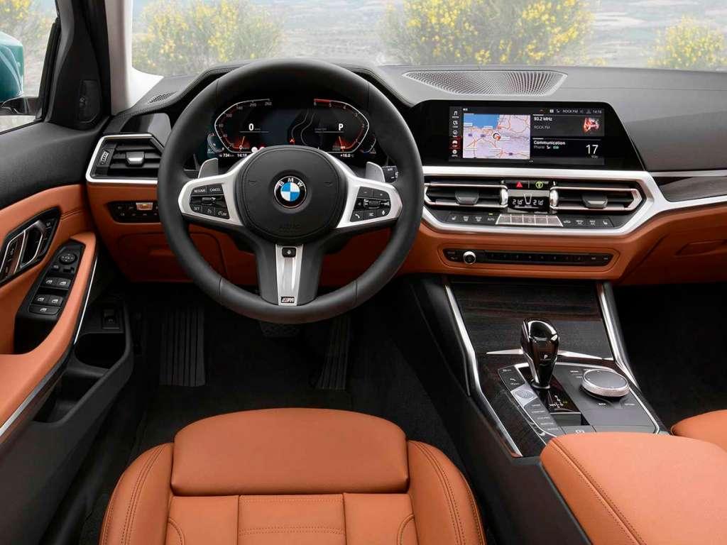 Galería de fotos del BMW Nuevo Serie 3 Touring Híbrido Enchufable (4)