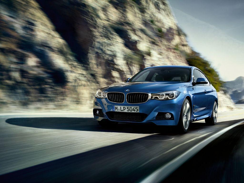 Galería de fotos del BMW Serie 3 Gran Turismo (1)