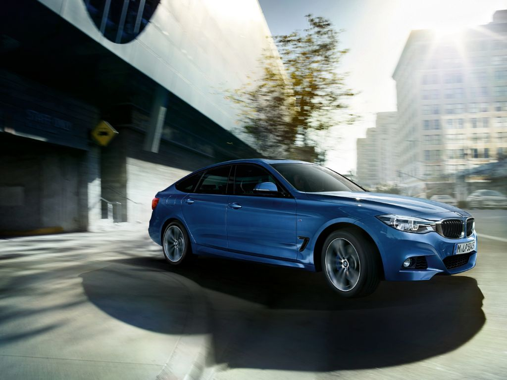 Galería de fotos del BMW Serie 3 Gran Turismo (2)