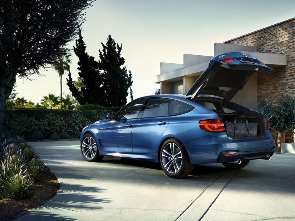 Galería de fotos del BMW Serie 3 Gran Turismo (3)