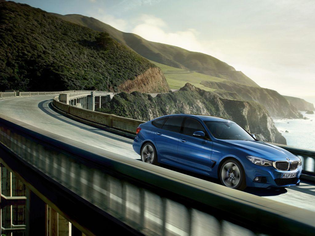 Galería de fotos del BMW Serie 3 Gran Turismo (4)
