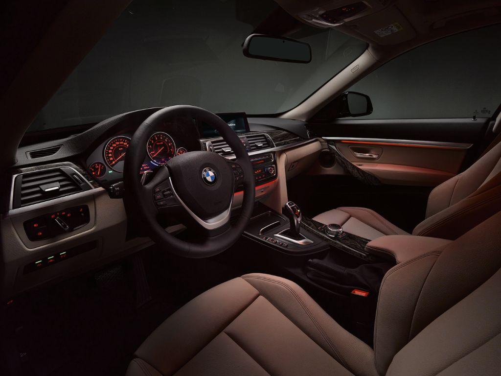 Galería de fotos del BMW Serie 3 Gran Turismo (6)