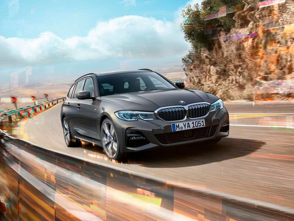 Galería de fotos del BMW Serie 3 Touring (1)
