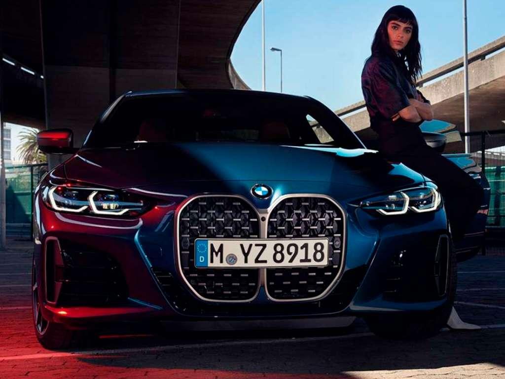 Galería de fotos del BMW Nuevo Serie 4 Coupé (1)