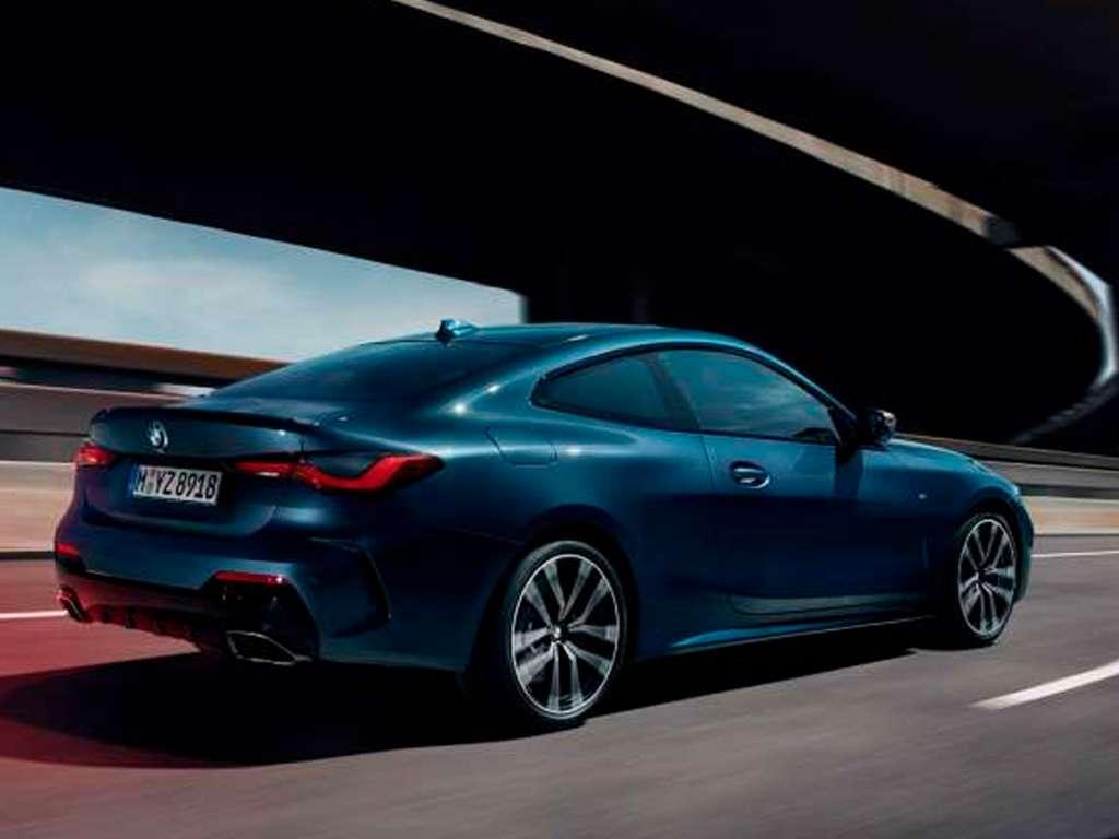 Galería de fotos del BMW Nuevo Serie 4 Coupé (2)