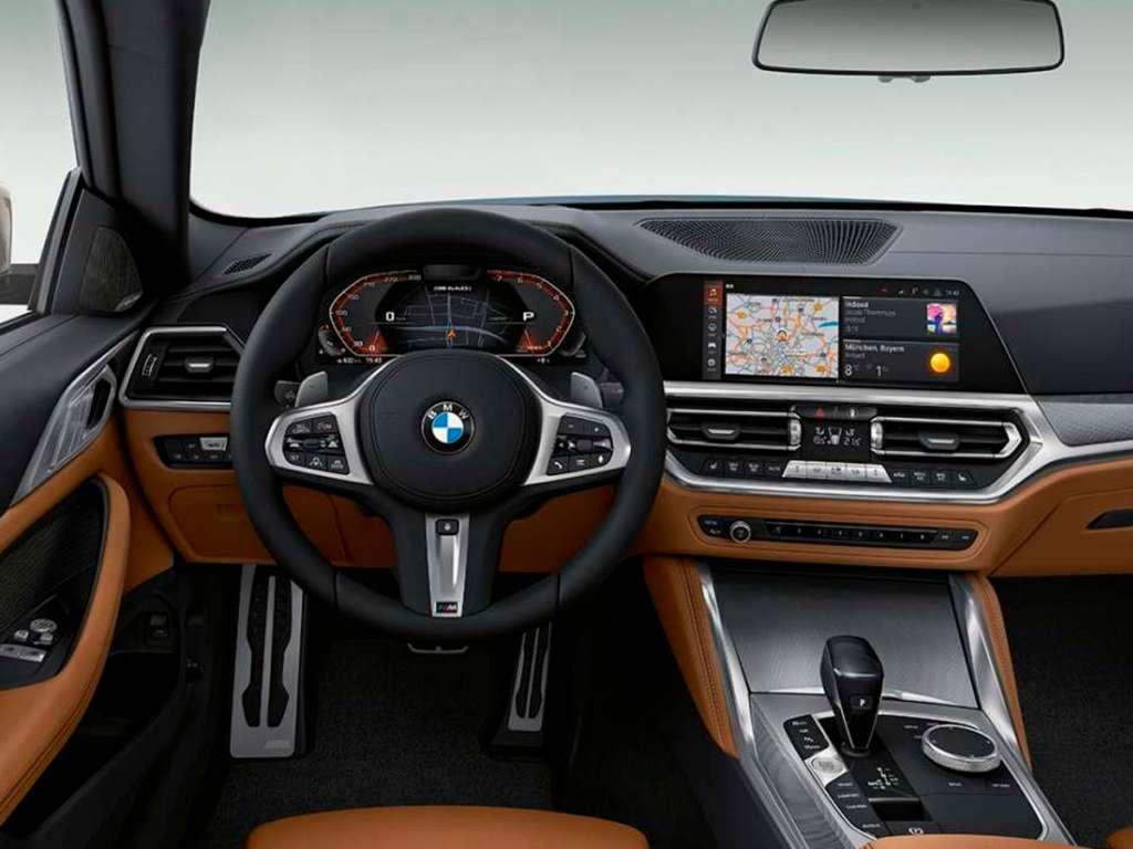 Galería de fotos del BMW Nuevo Serie 4 Coupé (4)