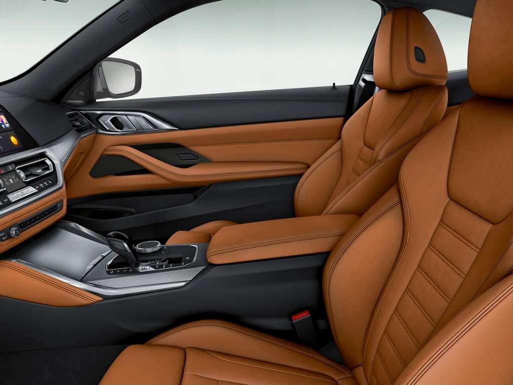 Galería de fotos del BMW Nuevo Serie 4 Coupé (5)