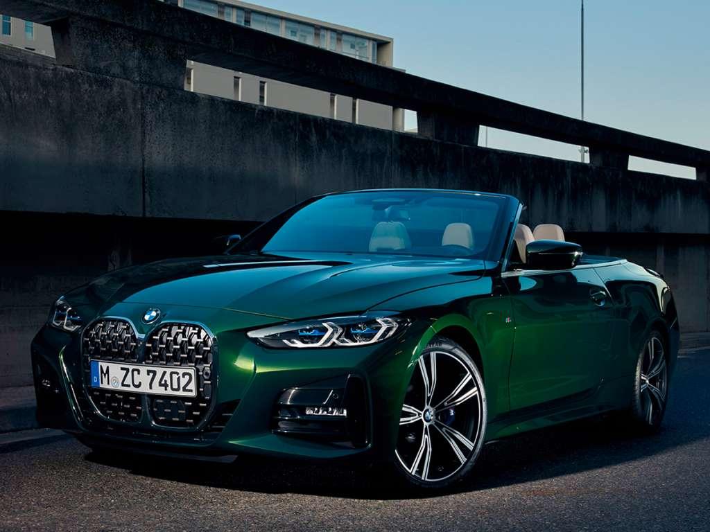 Galería de fotos del BMW Nuevo Serie 4 Cabrio (1)