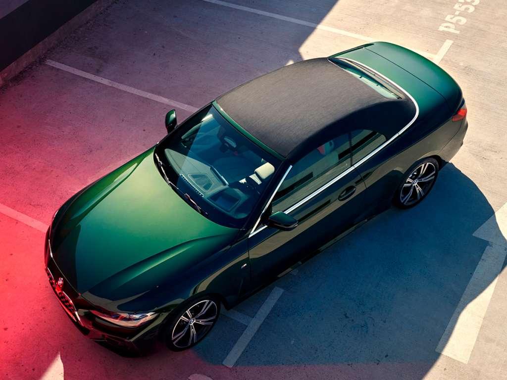 Galería de fotos del BMW Nuevo Serie 4 Cabrio (2)