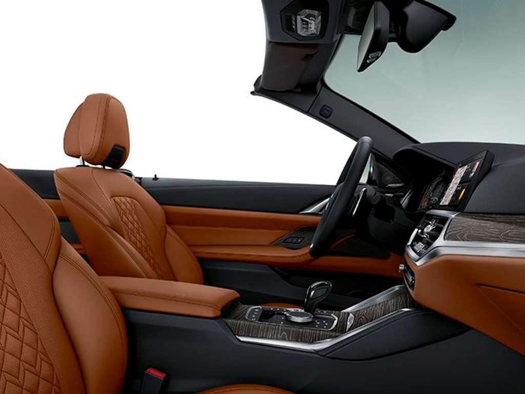 Galería de fotos del BMW Nuevo Serie 4 Cabrio (3)