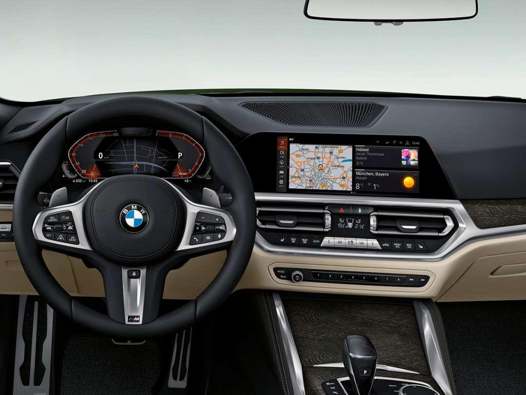 Galería de fotos del BMW Nuevo Serie 4 Cabrio (4)