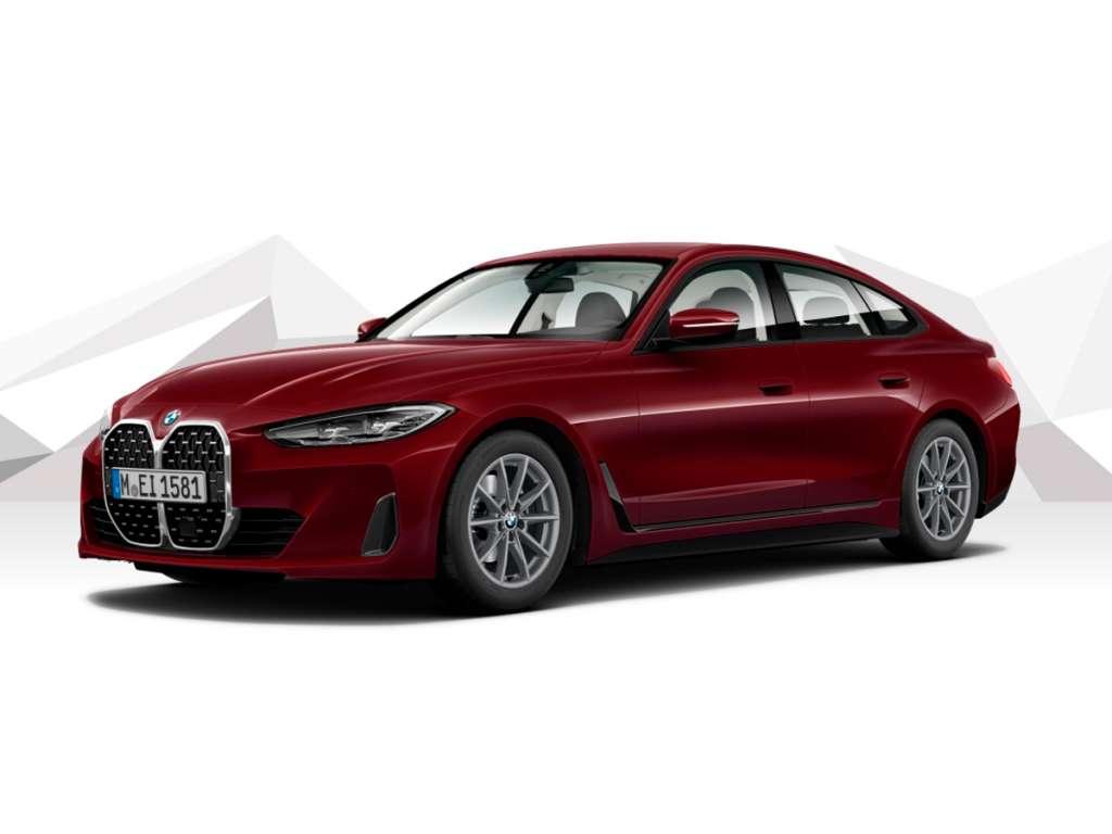 Galería de fotos del BMW Nuevo Serie 4 Gran Coupé (1)