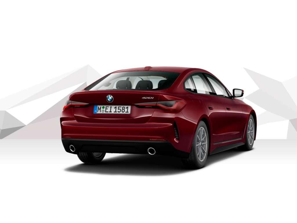 Galería de fotos del BMW Nuevo Serie 4 Gran Coupé (2)