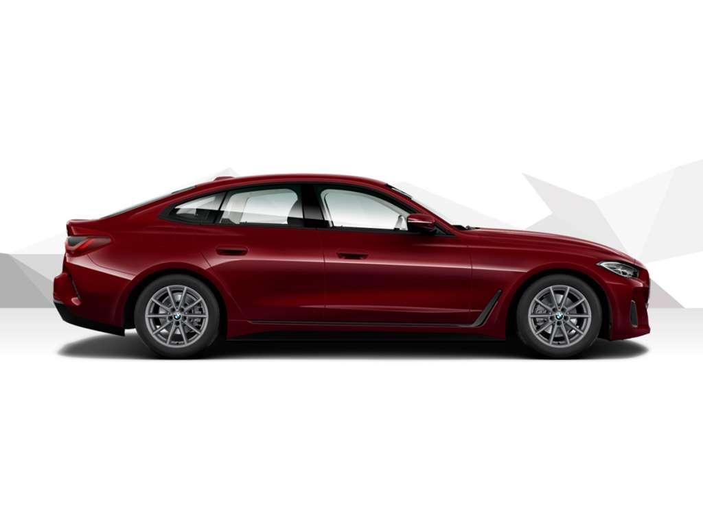 Galería de fotos del BMW Nuevo Serie 4 Gran Coupé (3)