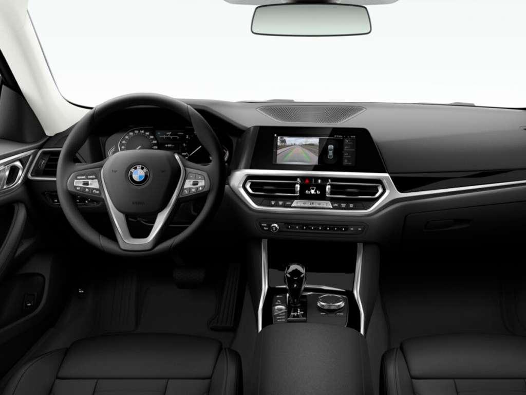 Galería de fotos del BMW Nuevo Serie 4 Gran Coupé (4)