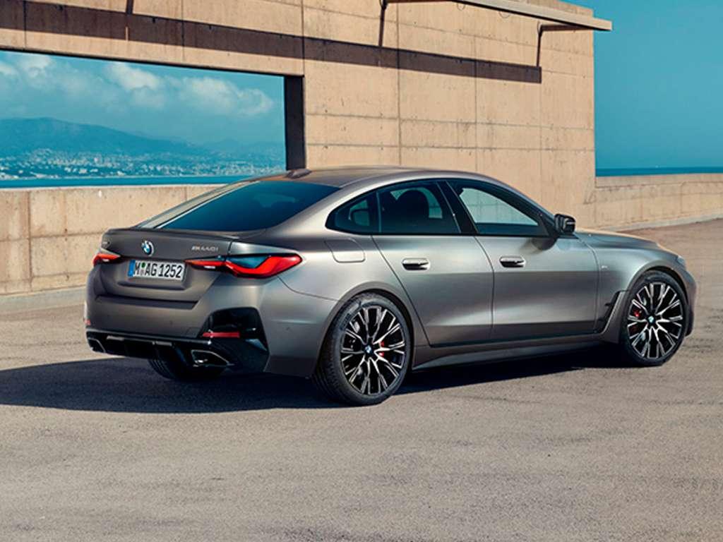 Galería de fotos del BMW Nuevo M440i xDrive Gran Coupé (3)