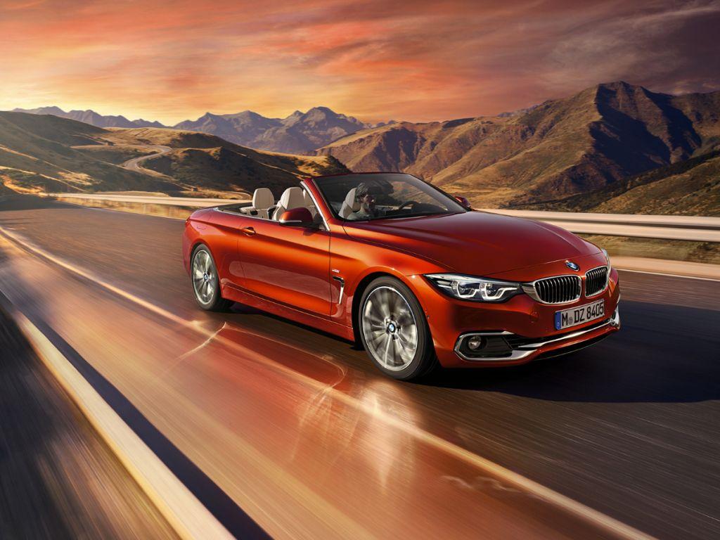 Galería de fotos del BMW Serie 4 Cabrio (1)