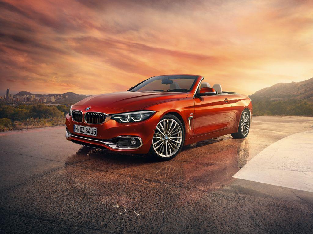 Galería de fotos del BMW Serie 4 Cabrio (2)
