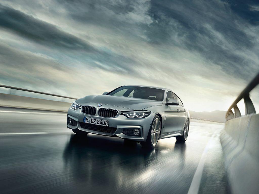 Galería de fotos del BMW Serie 4 Gran Coupé (1)