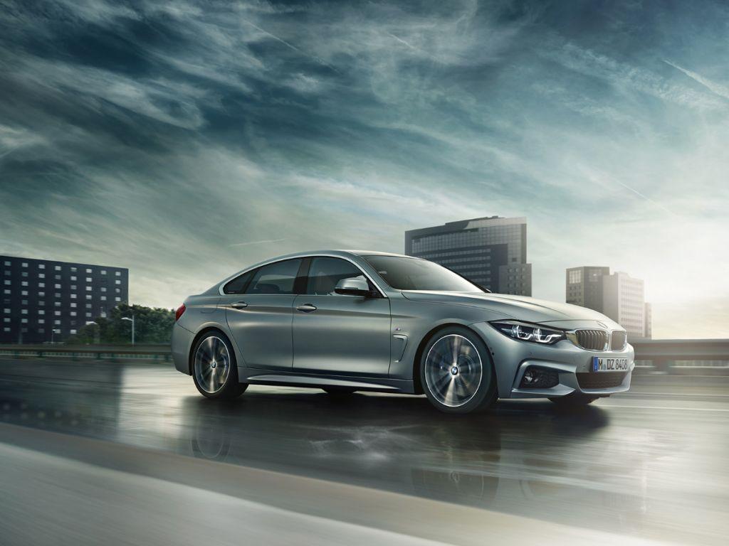 Galería de fotos del BMW Serie 4 Gran Coupé (3)