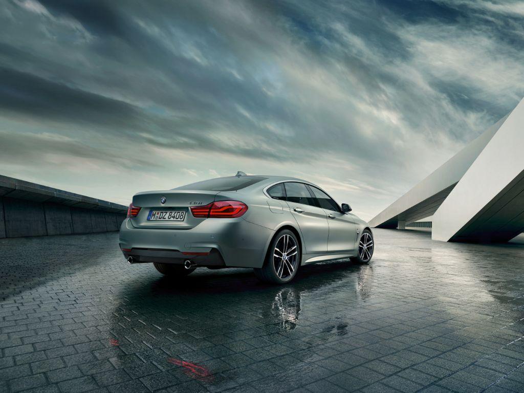 Galería de fotos del BMW Serie 4 Gran Coupé (4)