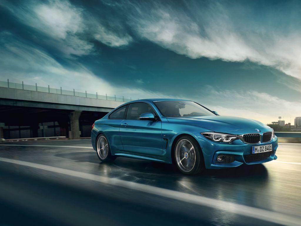 Galería de fotos del BMW Serie 4 Coupé (1)