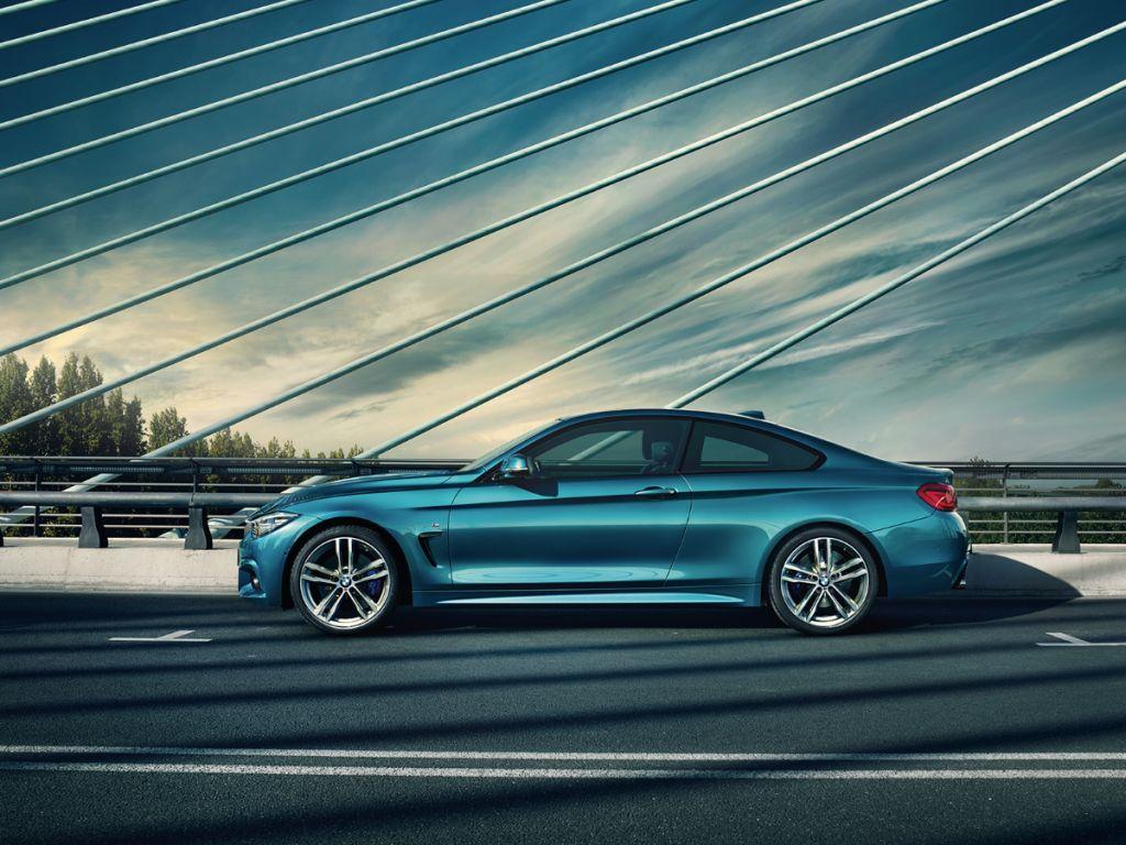 Galería de fotos del BMW Serie 4 Coupé (2)