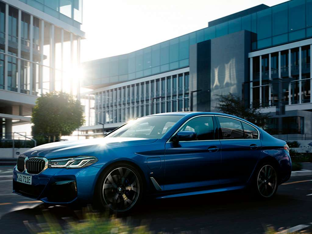 Galería de fotos del BMW Nuevo Serie 5 Berlina (1)